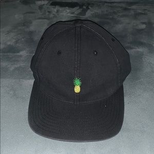 Honolua surf co hat with pineapple embroidery